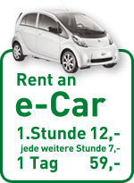 Rent an e Car